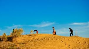 Picture of Samar Sand dunes