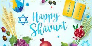 Shavuot 5779 / 2019